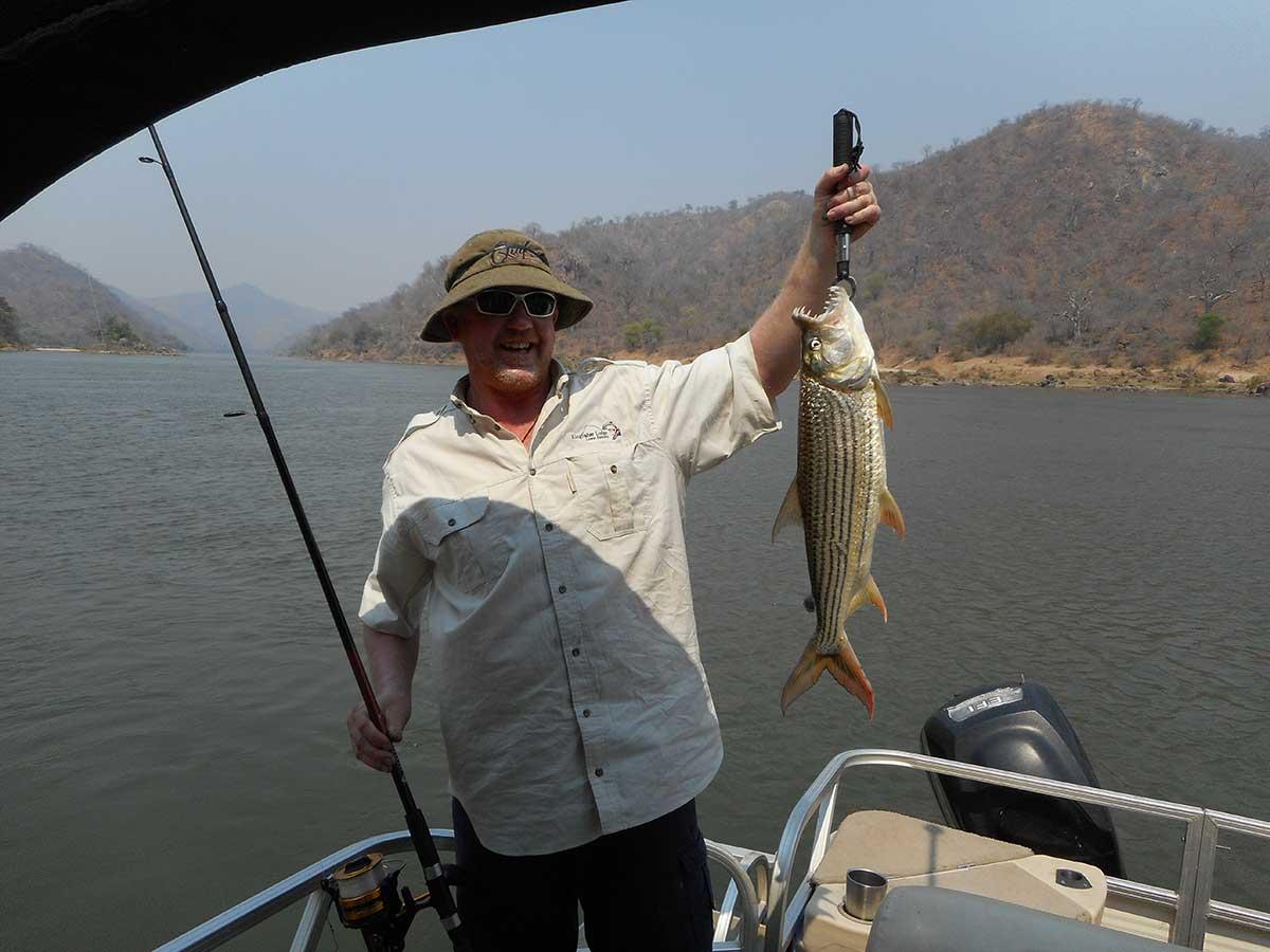 Zambezi fishing zambezi kingfisher lodge game fishing for River fishing games